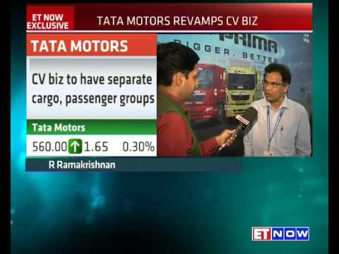 Tata Motors Revamps Its Commercial Vehicles Business