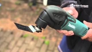 Gadget Gear Tool Review - Dave Harrison reviews the Makita Multi Tool