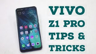 Best Vivo Z1 Pro Tips and Tricks [Hindi]