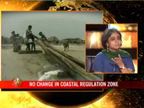 NDTV's Telecast on Saving India's Beaches: Dr Sunita Narain on coastal laws.