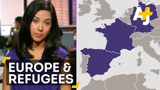 Here's How The EU Will Address The Refugee Crisis