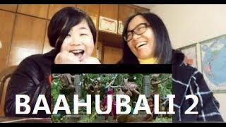 CHINESE REACT TO Baahubali 2--The Conclusion Official Trailer |S.S.Rajamouli|Prabhas|Rana Daggubati