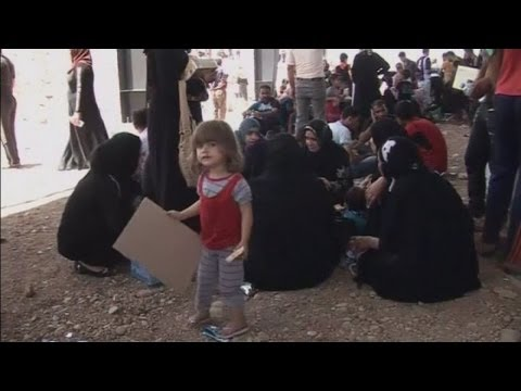 ISIL/ISIS militants seize Iraqi city of Mosul