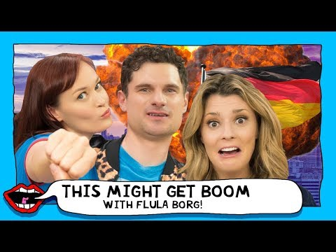 RAIDING FLULA'S INSTAGRAM with Grace Helbig & Mamrie Hart