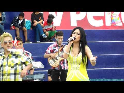 Katy Jara Y Banda Mix TE SUEÑO Enlace Concierto Celebridades Peruanas