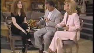 Bernadette Peters On Regis And Kathie Lee August