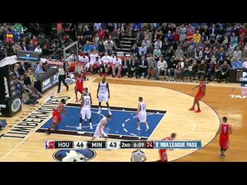 Houston Rockets vs Minnesota Timberwolves | February 10, 2014 | NBA 2013-14 Season