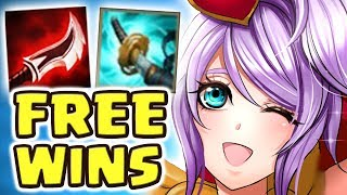 THIS WILL MAKE YOU CLIMB ELO!! FREE WINS FASTEST ROAM STRATEGY | CRIT QUINN | THIS DAMAGE IS NOT OK