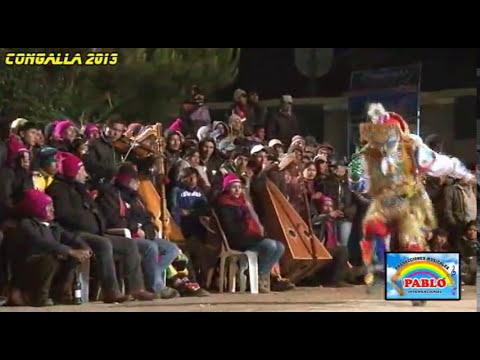 DANZA DE LAS TIJERAS EN CONGALLA-HUANCAVELICA 2013 (PARTE 02)