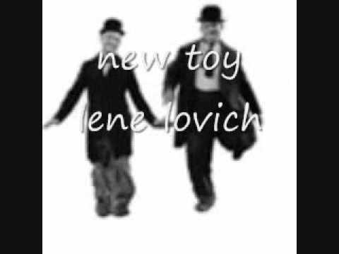 new toy - lene lovich