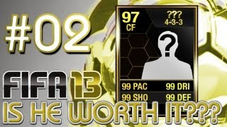 FIFA 13 Ultimate Team Player Review - Is He Worth It - Ep 2
