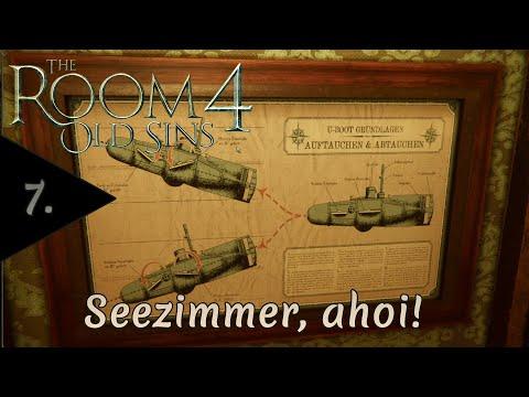 7 - Seezimmer, ahoi! - The Room 4: Old Sins   Let's Play deutsch (PC-Version 2021)