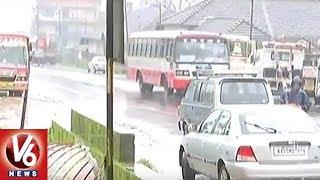 Heavy Rains Continue To Lash Karnataka- Rail Services Hit  - netivaarthalu.com