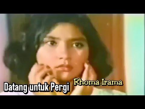 """Datang Untuk Pergi - Yati Octavia - Original Video Clip  """"Rhoma Irama Penasaran"""" (1976)"""