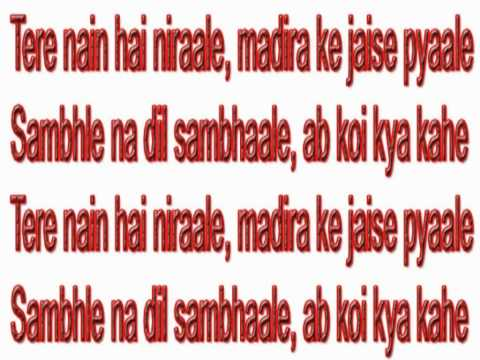 Main Chali - Full Song Lyrics HD - Force (2011) Hindi - Ft....