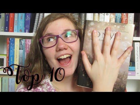 TOP 10 - Meine liebsten Buchcover