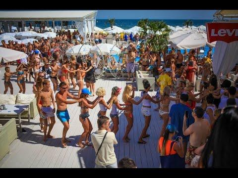 Сopacabana - day party at IBIZA Club Odessa 02.08.2014