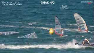 black sea cup 2011 russia, anapa, windsurf, slalom, race #1 1920x1080