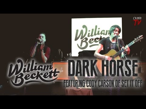 "William Beckett & Cody Carson - ""Dark Horse"" (Katy Perry Cover) (Assembly: Sacramento, CA)"