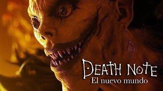 DEATH NOTE: EL NUEVO MUNDO de Shinsuke Sato (Trailer español)