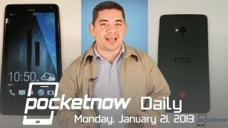 HTC M7 Photos, iPhone Math Rumors, Sony Xperia Tablet Z Details & More - Pocketnow Daily