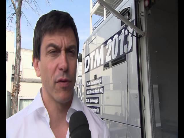 DTM - Drivers visit headquarter