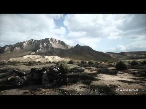 Battlefield 3 spot E3 20sec