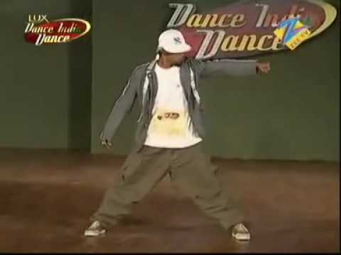 Dance India Dance Season 2 Dharmesh 19th Dec 2009 .. A Must Watch Dance video