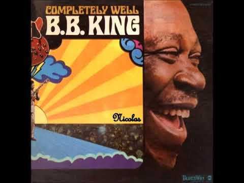 BB  King - The Thrill Is Gone  (1969  HD)