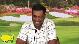 Tony Finau Third Round Interview