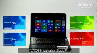 Sony VAIO Touch E14 Unboxing