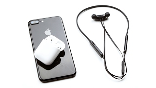 Beats X vs. Apple AirPods - ??? ????????