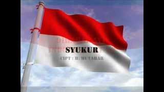 Download Lagu SYUKUR Cipt.H Mutahar Gratis STAFABAND