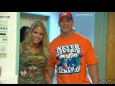 who is john cena dating in real life 2015