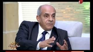 تحليل سلوك المصريين وانتشار العنف والجريمة فى حوار عبدالله عسكر استاذ علم النفس