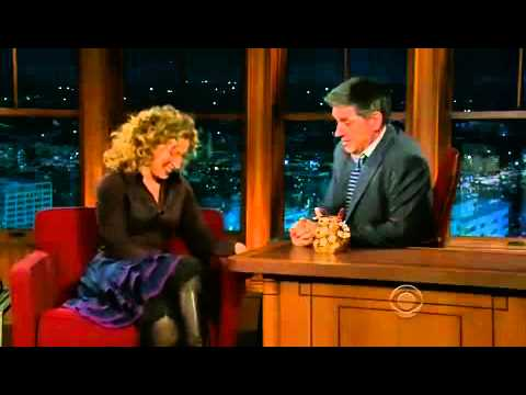 Alex Kingston on The Craig Ferguson Late Show 06/01/2011