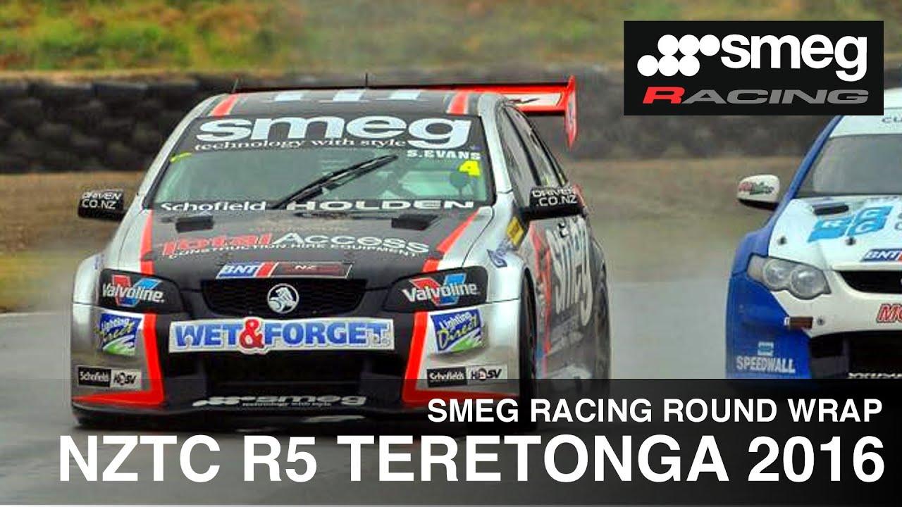 SMEG Racing - NZTC Round 5 - Teretonga / Invercargill 2016