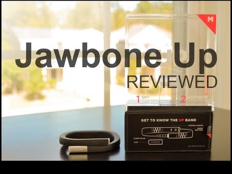 Jawbone Up Review - 2013 (2nd Generation)