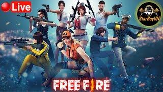 🔴 StarBoyVN   Mùng 6   Garena Free Fire