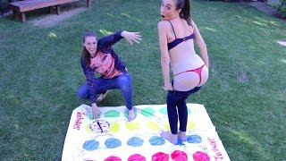 STRIP TWISTER WITH MY SISTER!
