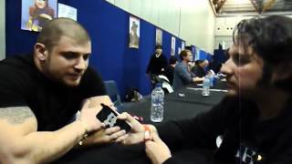 Interview - Harry Potter and the Goblet of Fire Star Stanislav Ianevski On the Spot