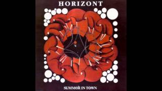 Horizont - Летний город / Summer in Town (Full Album, Russia, USSR, 1983)