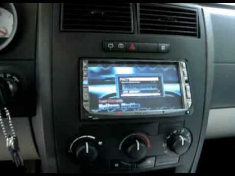 Stereo Install In 05 Dodge Magnum Youtube
