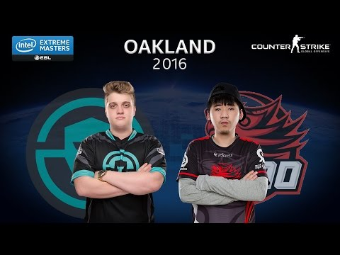 CS:GO - Immortals vs. TyLoo [Mirage] - Group A - IEM Oakland 2016