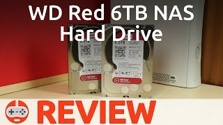 WD Red 6TB NAS Hard Drive Review - Gaming Till Disconnected