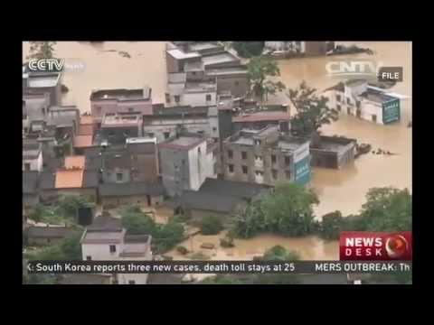 El Nino brings both rain and drought in China