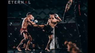 ETERNAL MMA 34 - DARCY SPOWART VS LIAM HOSKIN - MMA FIGHT VIDEO
