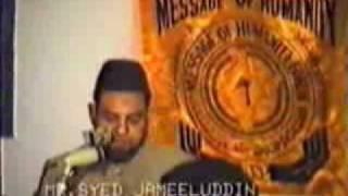 Maulana Abul Hasan Ali Nadwi in hyderabad1988 1/5
