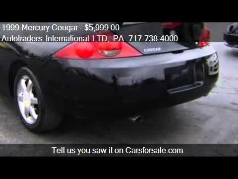 1999 Mercury Cougar  for sale in Ephrata, PA 17522 at Autotr