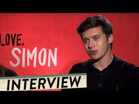 LOVE, SIMON - Interviews Mit Nick Robinson, Katherine Langford & Greg Berlanti